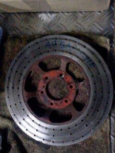 restautation moto suzuki gs 750