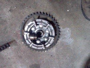 pignon roue arrière