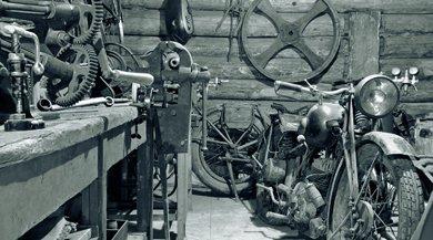 Restauration moto